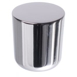 Cabinet Knob 'Round Mini' Polished Chrome
